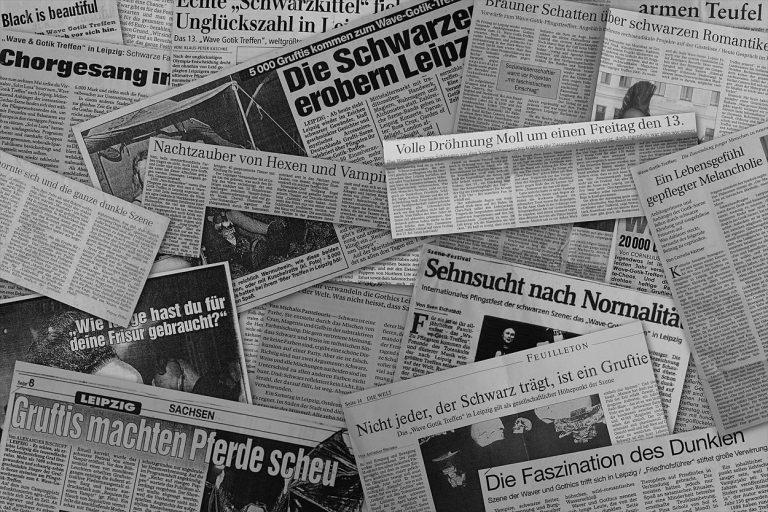 20 Jahre Wave-Gotik-Treffen aus Sicht der Presse