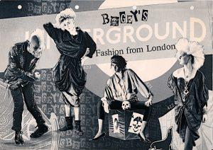 Bogey's Underground Fashion - Seite 1