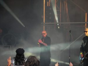 Andrew Eldritch - Sisters of Mercy - Amphi 2012