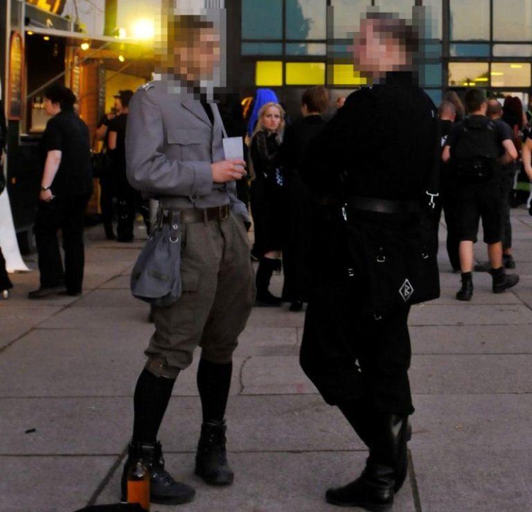 Uniformen in der Szene – Zwischen Provokation, Fetisch und Dummheit