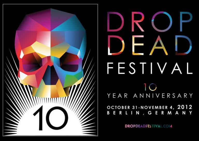 10. Drop Dead Festival in Berlin – Underground in Reinkultur