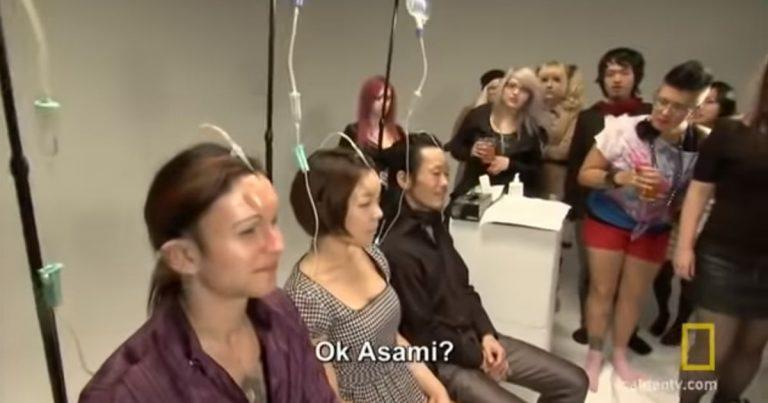 Gruseliger Körperkult aus Japan: Bagelheads Reloaded