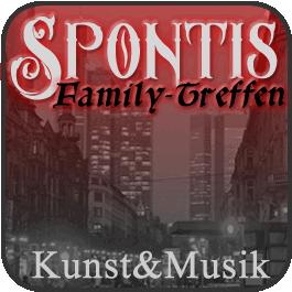Spontis Family Treffen 2012 - Kunst und Musik in Frankfurt