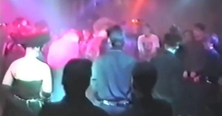 Ein schwarzer Abend im Zwischenfall, vor 22 Jahren