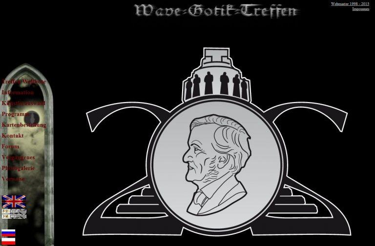 Richard Wagner und das WGT 2013 – Parsifal am Völkerschlachtdenkmal