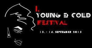 Young and Cold Festival Augsburg 2013 - Logo