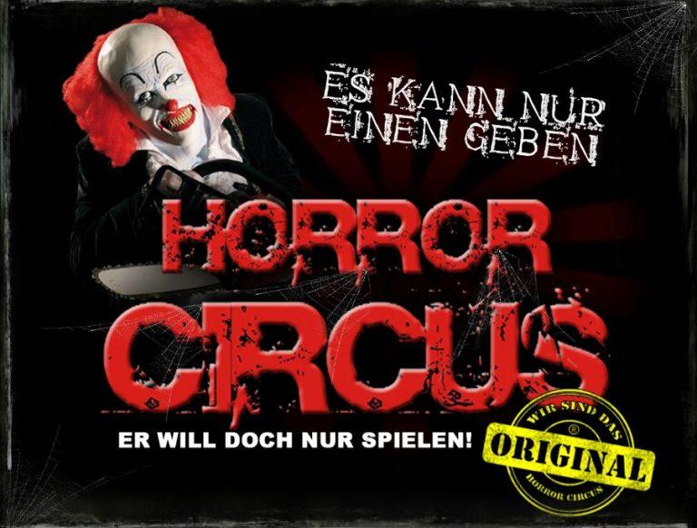 Horror-Entertainment: Ein schrecklich schauriger Zirkus