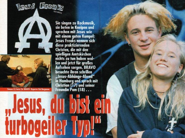 Jesus-Freaks 1994: Jesus, du bist ein turbogeiler Typ!