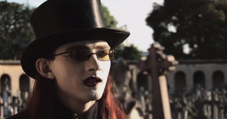 2009: Super Goths, Satanisten und Vampire in London