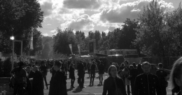 Pressespiegel zum 22. Wave-Gotik-Treffen in Leipzig