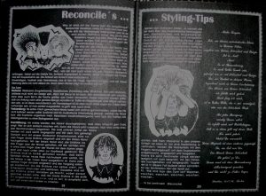 The Black Book Juni 96