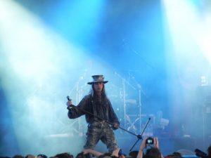 Fields of the Nephilim - Amphi 2013