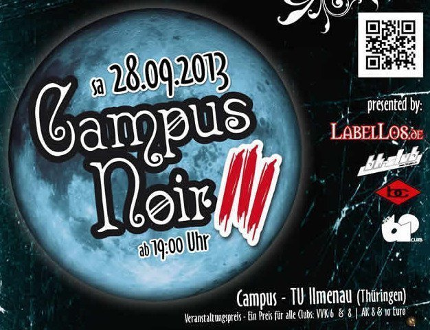 Campus Noir in Ilmenau