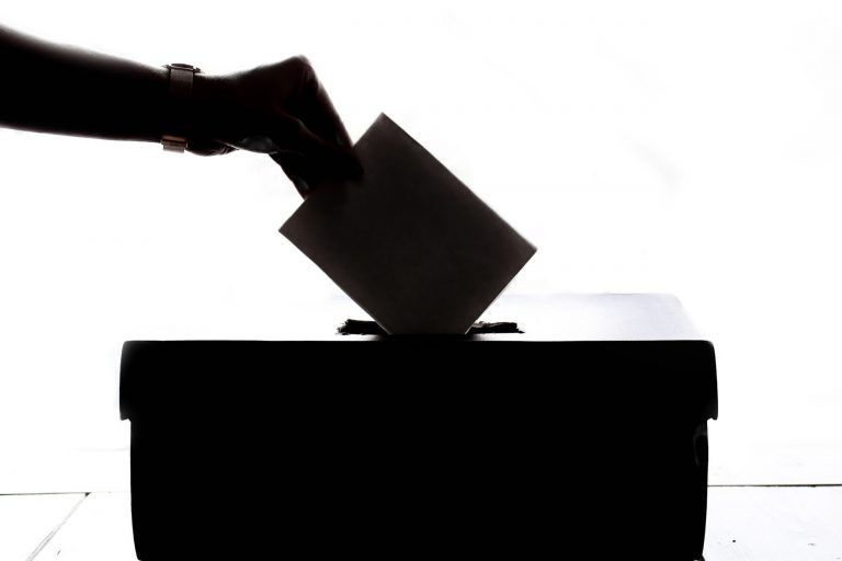 6 Gründe, warum auch Gothics wählen gehen sollten