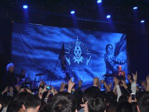 Lacrimosa Konzert in Shanghai