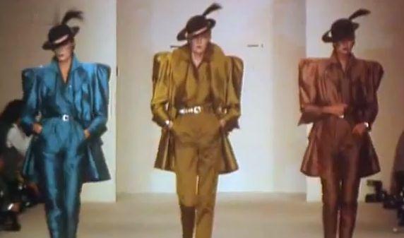 Die 5 möglicherweise schönsten Modesünden der 80er Jahre
