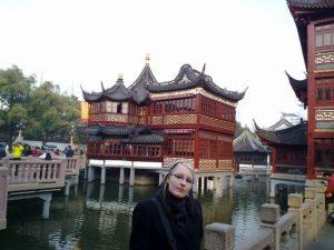 Shanghai Teehaus