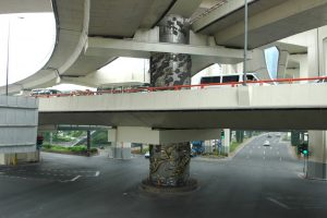 Yan An Elevated Road