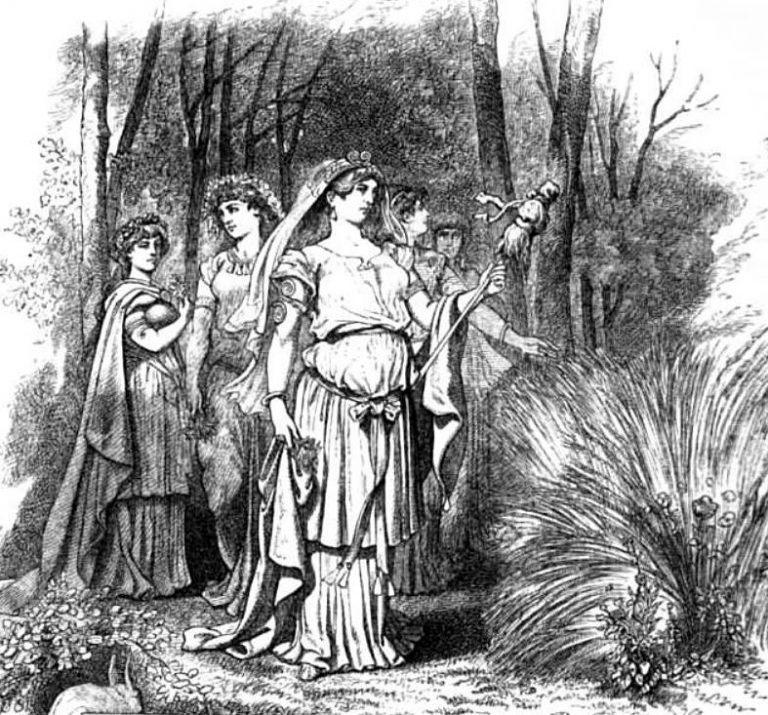 Ostara – Göttin des aufsteigenden Lichts