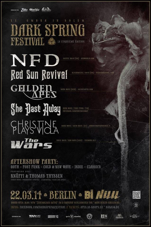 Rückblick: Dark Spring Festival 2014