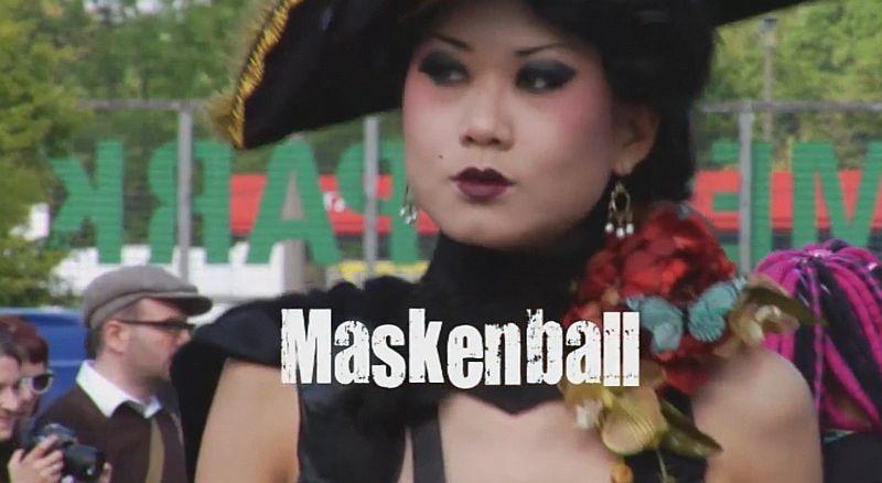 Maskenball - Ruth Stolzewski