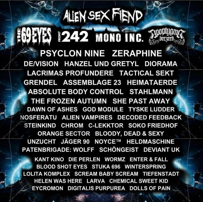Dark Munich Festival 2014