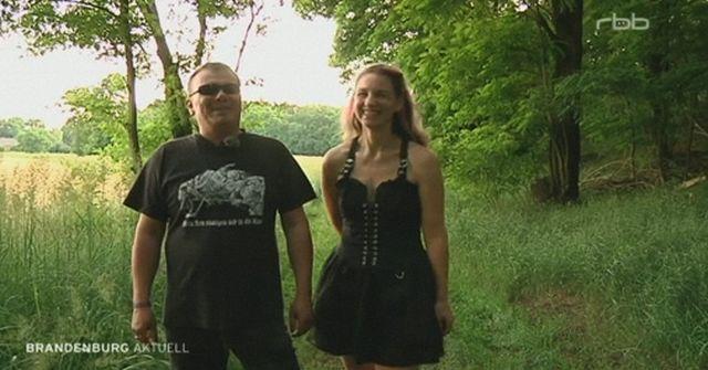 Video: Gruftie-Familie Ruhbach aus Kathlow