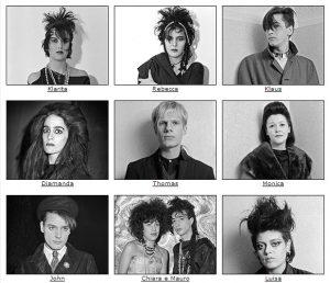 Dino Ignani - Dark Portraits