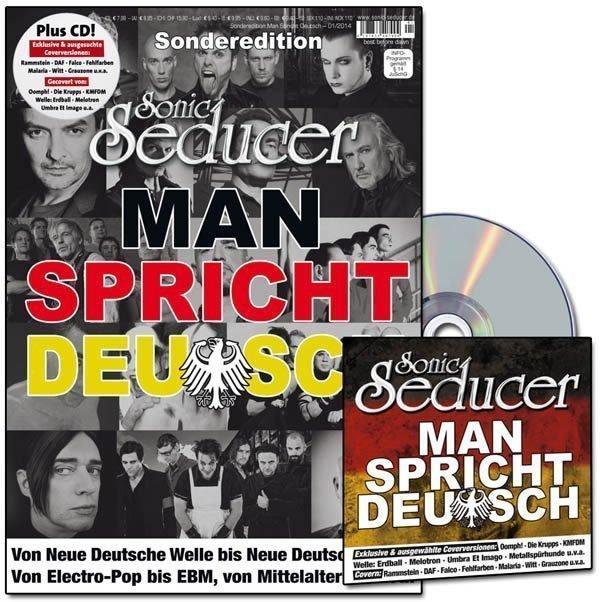 Herr Urbach, der Sonic Seducer und der Nationalismus