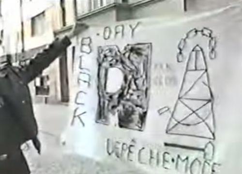 1988: Depeche Mode Party im Zwickauer Jugendclub