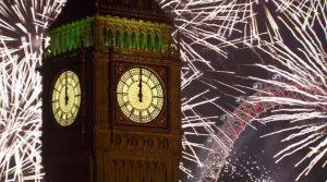 Screeshot Feuerwerk London