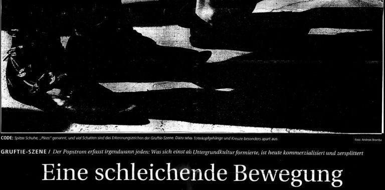 """2002: Der Rheinische Merkur über das WGT in Leipzig – """"Eine schleichende Bewegung"""""""