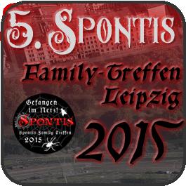 Spontis Family Treffen 2015 auf dem 24. WGT in Leipzig