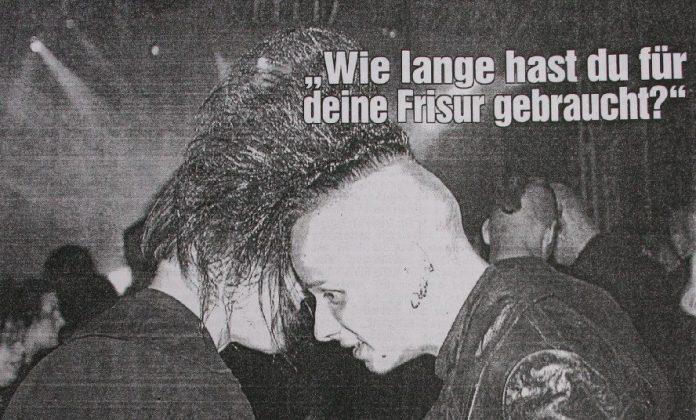 Bild Zeitung von 1997