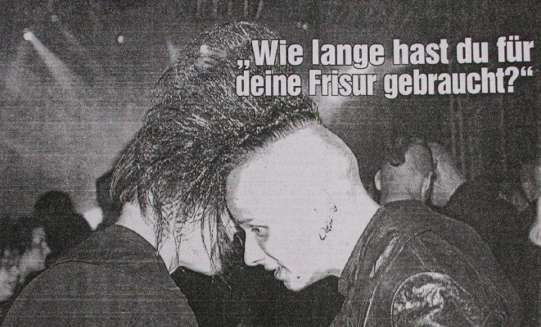 1997: Die Schwarzen erobern Leipzig! – WGT Rückblende #2