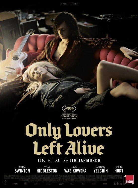 Vampirfilm: Only Lovers Left Alive – Düsternis und Schwere mit seidiger Leichtigkeit