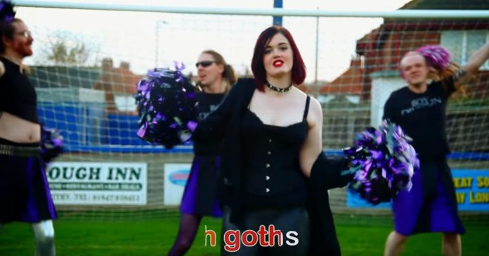 Goths wanna have Fun