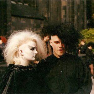 Mone und Ralf vom Rabenhorst 1990