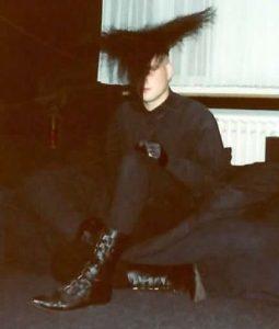 Ralf vom Rabenhorst 1990 - Teller-Frisur