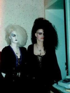 Mone vom Rabenhorst und Sandra 1990