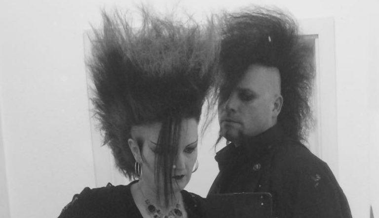 Türme, Teller, Iros. Die Grufti-Haarkunst zwischen 1985-1993