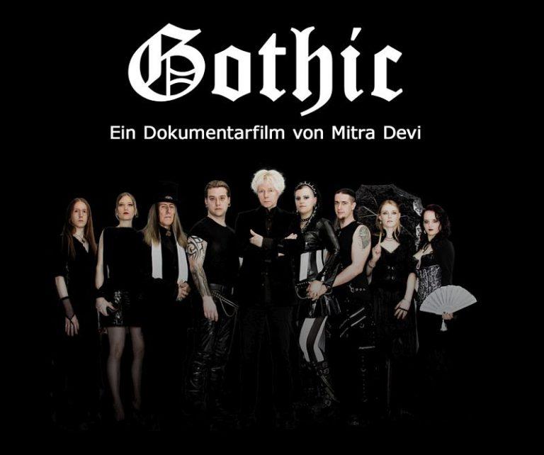 Gothic – Die schweizer Szene in einer Dokumentation von Mitra Devi