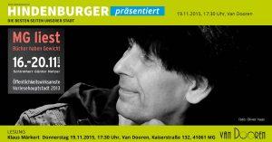 Klaus Maerkert - Van Dooren