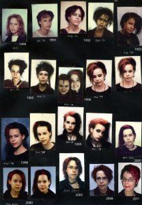 Passbilder 1990 - 2011