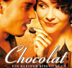 Chocolat - DVD Cover