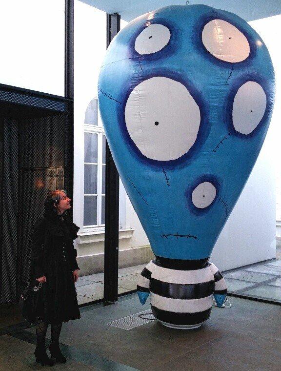 Porträt einer Ikone – Zu Gast im Kopf von Tim Burton