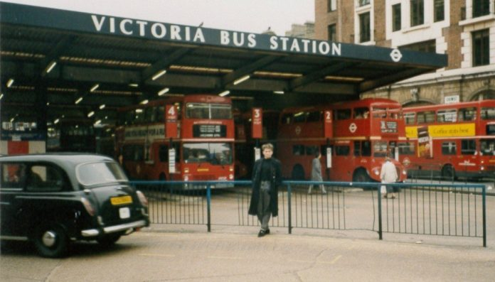 Fogger 1991 in London