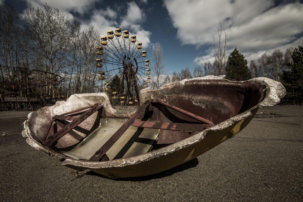 Tschernobyl 2016 - Rummeplatz