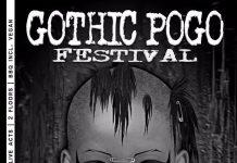 Gothic Pogo Festival Flyer