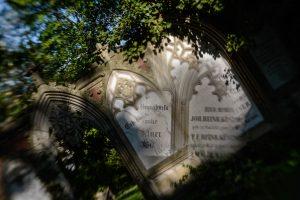 Eindruecke aus Leipzig - Der alte Johannisfriedhof